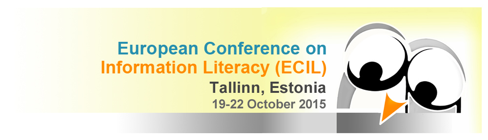 ECIL2015 | European Conference on Information Literacy
